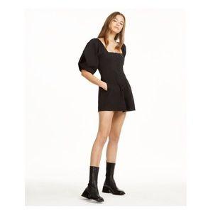 Danielle Bernstein NWT black dress